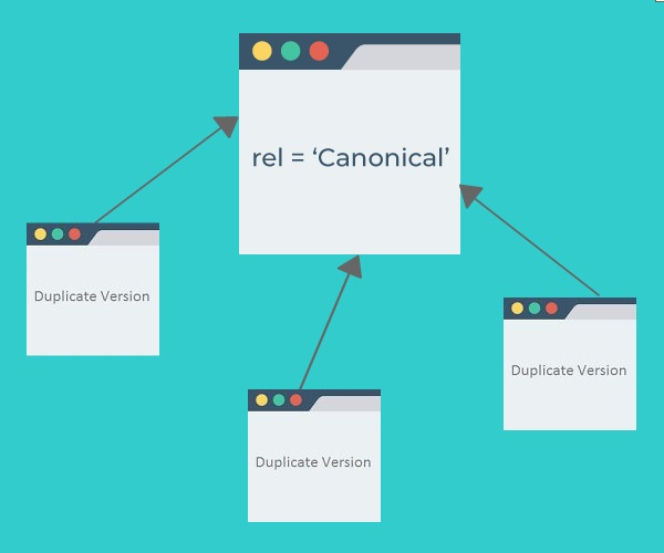 check canonical tag with page url