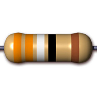 5 Band Resistor Color Code Calculator