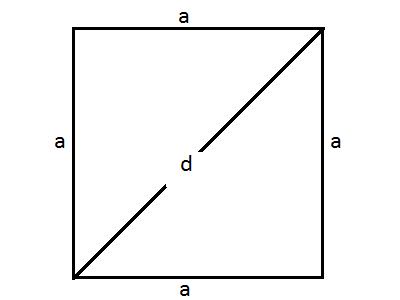 Square area perimeter calculator